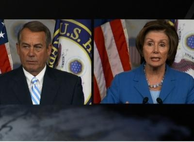 News video: House Leaders Trade Blame for Inaction