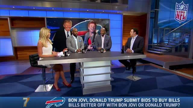 News video: Would You Rather: Bon Jovi or Donald Trump?