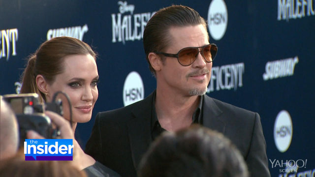 News video: The Old-Fashioned Way Angelina Jolie and Brad Pitt Kept Their Love Alive While Apart