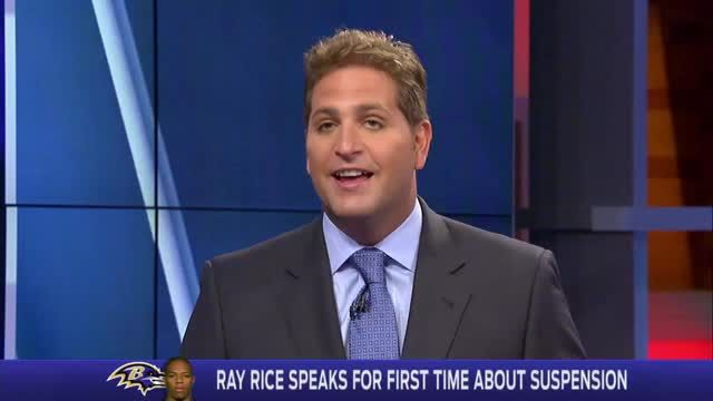 News video: Ray Rice reaching out to Ray Lewis for help