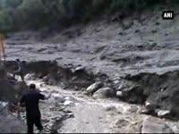 News video: Cloudburst kills four in Uttarakhand