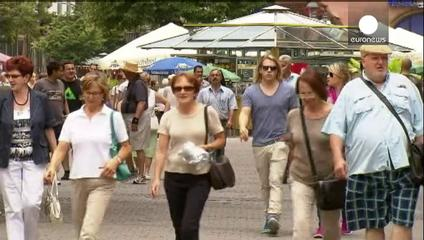News video: Eurozone jobless rate falls
