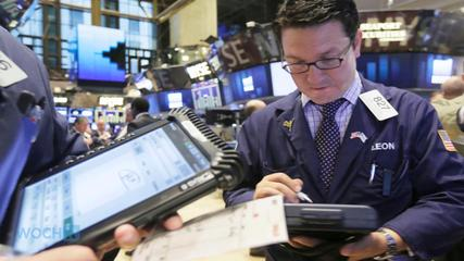 News video: US Stocks Plunge, Wiping Out July's Gains